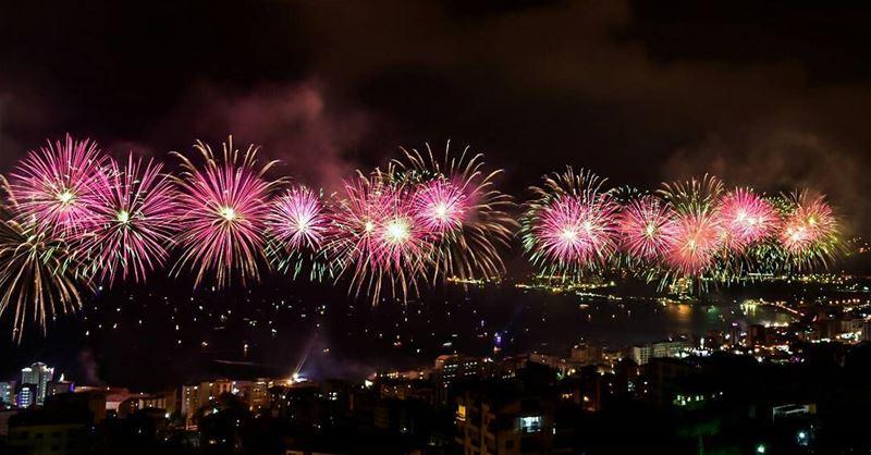 lebanon jounieh jouniehfireworks pro_leb wearelebanon thisislebanon ... (Jounieh - Lebanon)