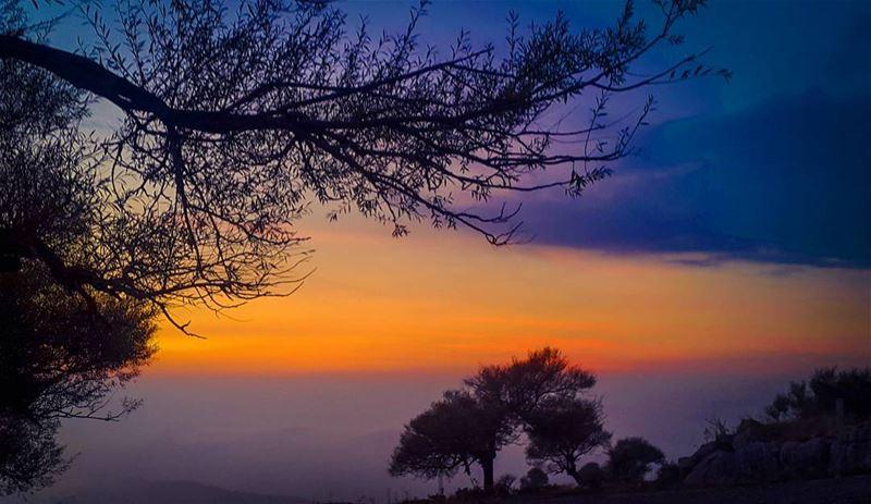 lebanon bekish sunset livelovebeirut livelovelebanon 961lebanese ...