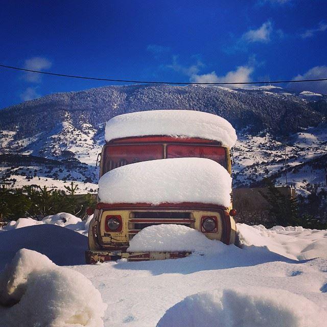 lebanon el_barouk elchouf snowy livelovelebanon livelovebeirut ...