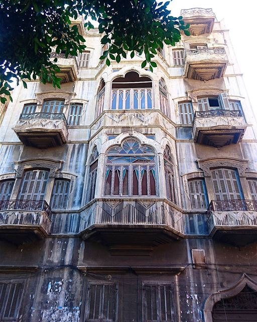 """Architecture should speak of its time and place, but yearn for timelessness."" (Tripoli, Lebanon)"