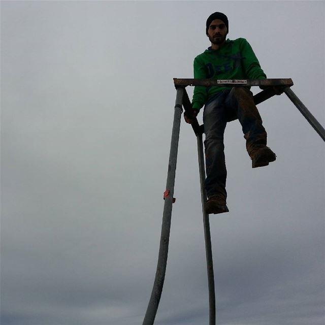 Qurne_Sawda extreme hiking hikingadventures extreme adventure... (القرنة السوداء)