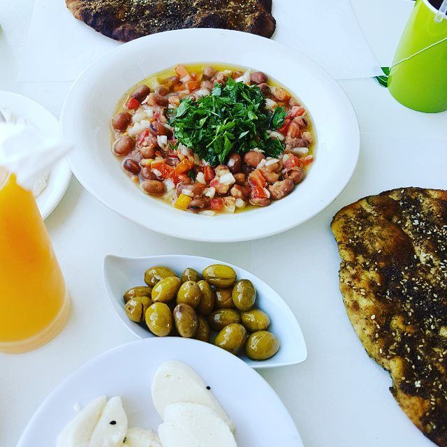 because you're unbeatable 😂😂 LebaneseBreakfast....... food...