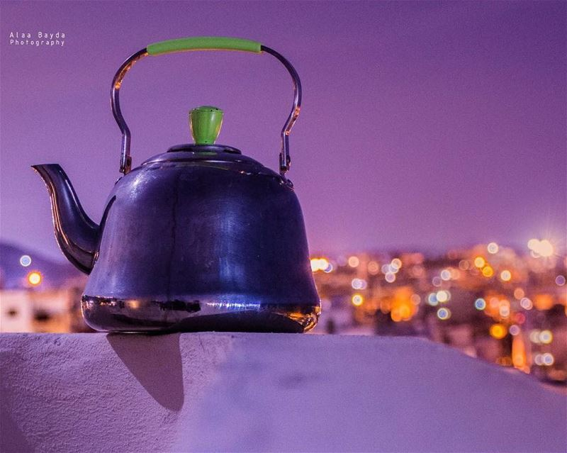 tea teanight fullmoon effects photography hamdellah lebanon tripoli...