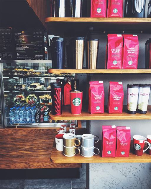 Для влюбленных в Старбакс//For those in love with Starbucks lebanon ... (Amioun El Koura)
