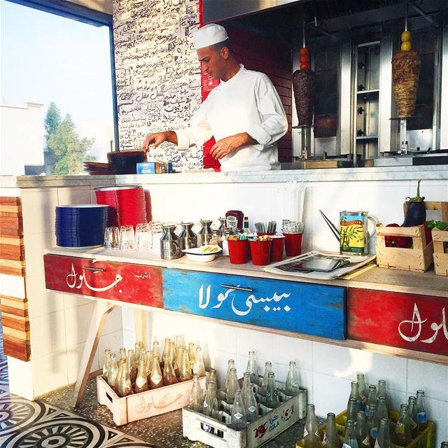 Lebanese food will never let down//ливанская кухня никогда не подведет ... (FilFul)