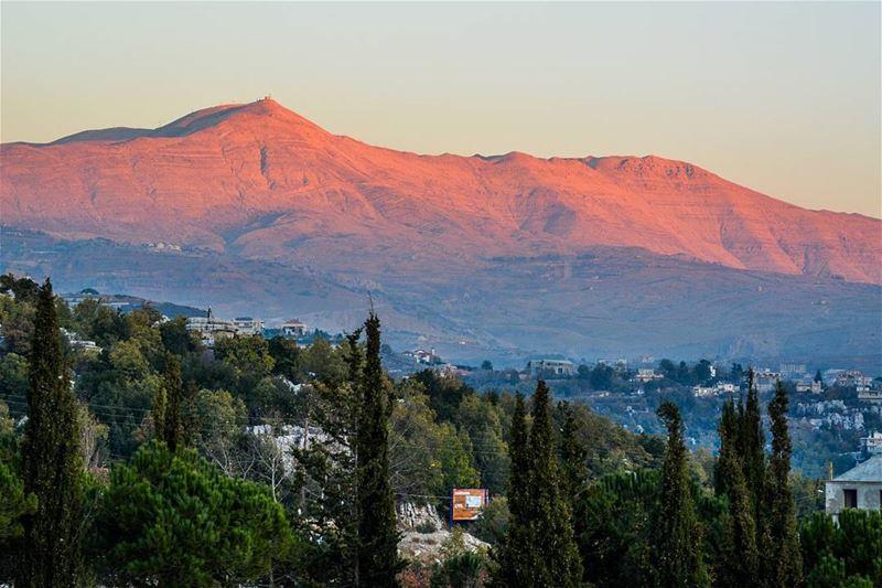 | Mount Sannine | Last moments of Sun |... livelovefaraya ... (Mount Sannine)