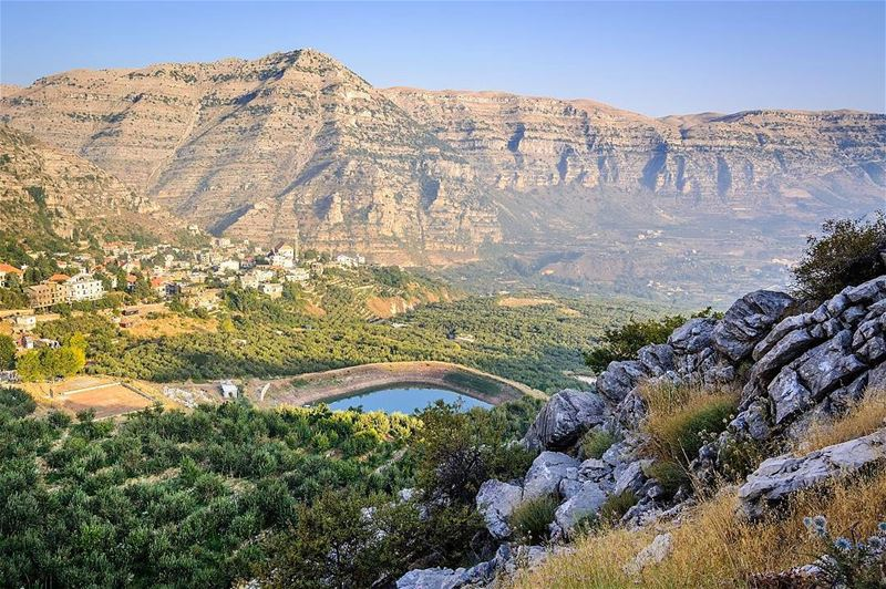 .Good evening dear friends from the mountains of Akoura, LB...... (Akoura, Mont-Liban, Lebanon)