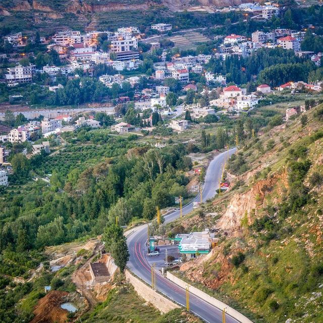 .The village of faraya livelovefaraya. Good evening dear friends....... (Faraya, Mont-Liban, Lebanon)