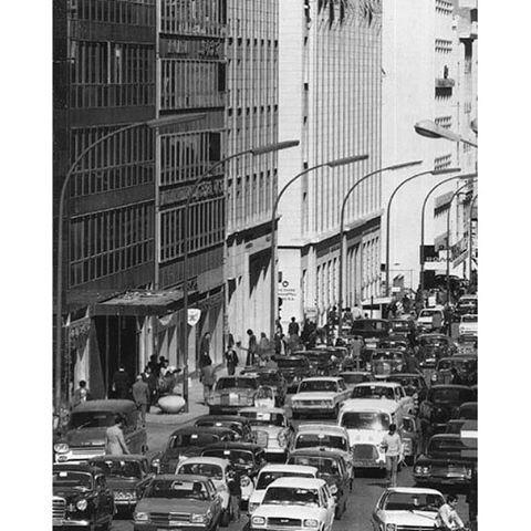 Beirut Banks Street 1974 ,