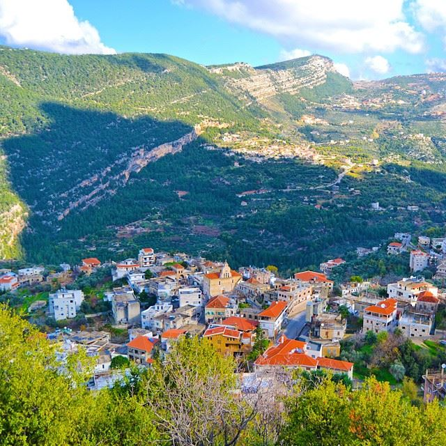 From tourza village north LebanonLocated between amioun and Bsharre...
