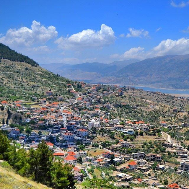 """LALA"" A beautiful village on the Lebanese mountains. ..My camera:Nikon..."