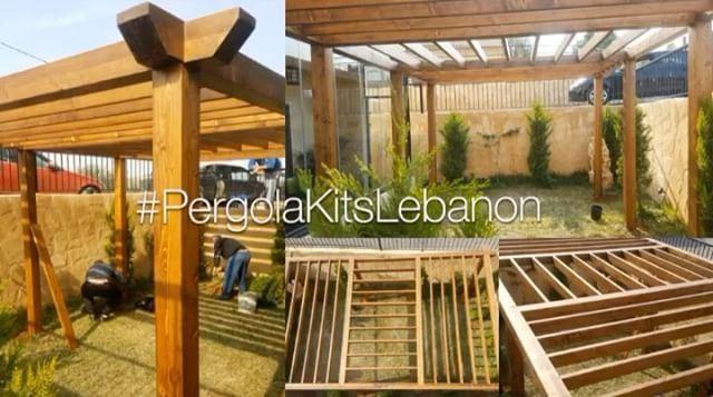 •Location: Bziza, North Lebanon•Wood Type: Spruce•Installing Duration: 1... (Bzîza, Liban-Nord, Lebanon)