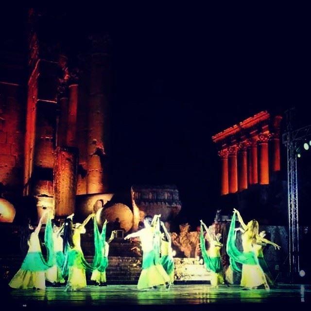 Baalbek international festivals lebanon ...