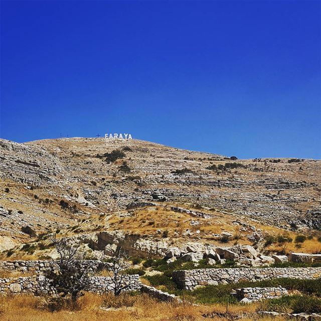 lebanon faraya fall winter is coming summer end nature landscape... (Faraya)