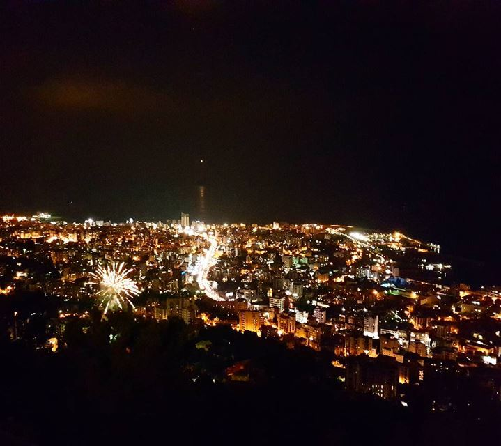 Follower - Jounieh by night. lebanon  jounieh  by  night  nightlights ... (Jounieh - Lebanon)