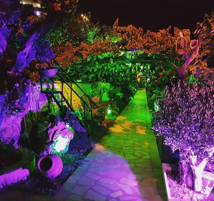 Summer Night Vibes beautiful night hangout lebanon farmhouse farm ... (Farm house Mansourieh)