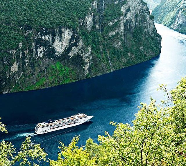 cruise  amazing  nature  view  river  europe  norway  germany  france ...