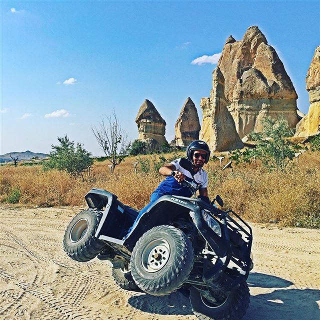 ATV ride summer fun tb turkey urgup goreme istanbul lebanon ... (Göreme)