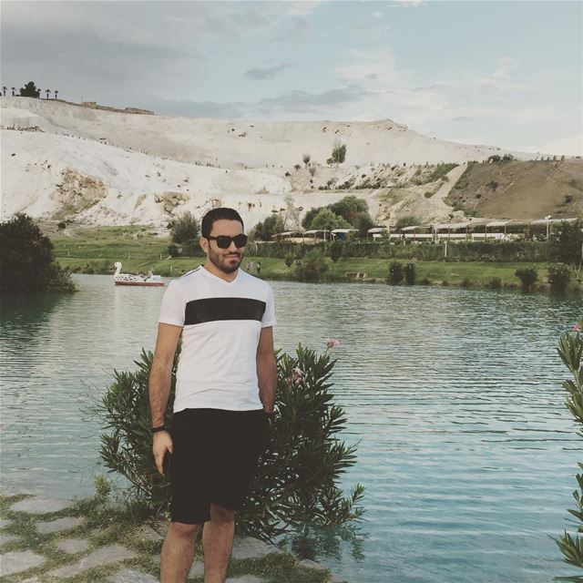 Pamukkale, Turkey good morning from pamukkale turkey holiday ... (Natural Park Pamukkale)