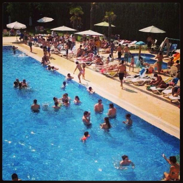 Summer Joy 🏊 lebanon summer swim beach pool swimming tan tanning ...