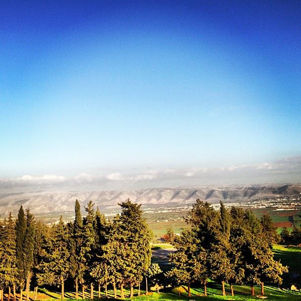 📷 Bekaa, Lebanon lebanon bekaa valley landscape view nature ...