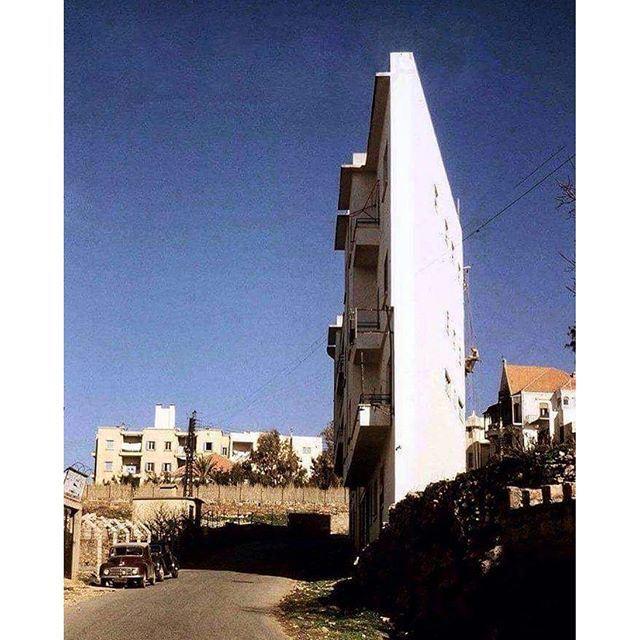 بيروت المنارة ١٩٥٥،