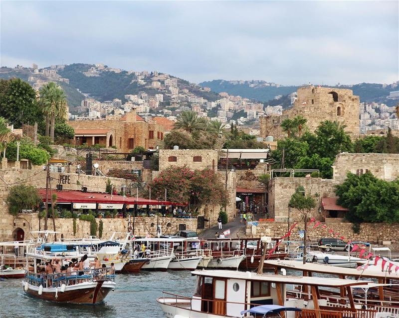 •Byblos is one of the oldest continuously inhabited city in the world. It... (Byblos, Lebanon)