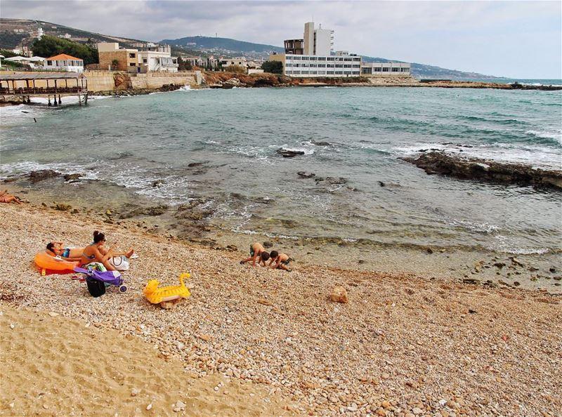 •Beach day• Philintravel LiveLoveLebanon HuntgramLebanon ... (Batrun, Liban-Nord, Lebanon)