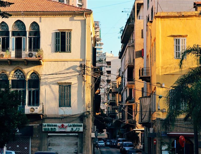 •Big city life• Philintravel  LiveLoveLebanon  HuntgramLebanon ... (Achrafieh, Lebanon)