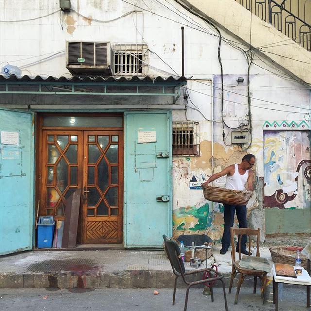 •Good morning from Al Mina• Philintravel LiveLoveLebanon ... (Al Mina - Tripoli)