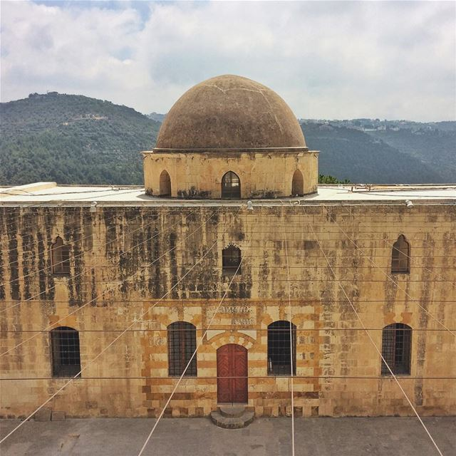 •Deir El Qamar• (Deïr El Qamar, Mont-Liban, Lebanon)