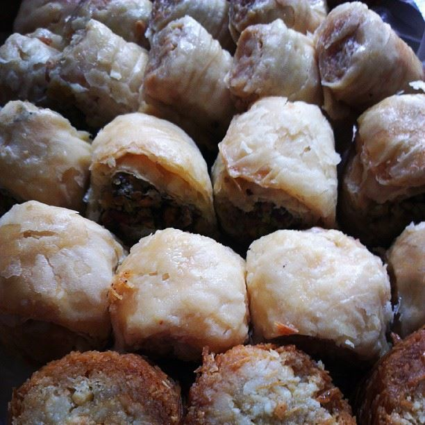 Best sweets ever.. libanese lebanese lebanon livelovebeirut ...