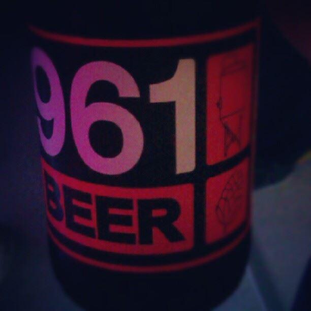 lebanon lebanese beer livelovebeirut 961 picoftheday photooftheday ...