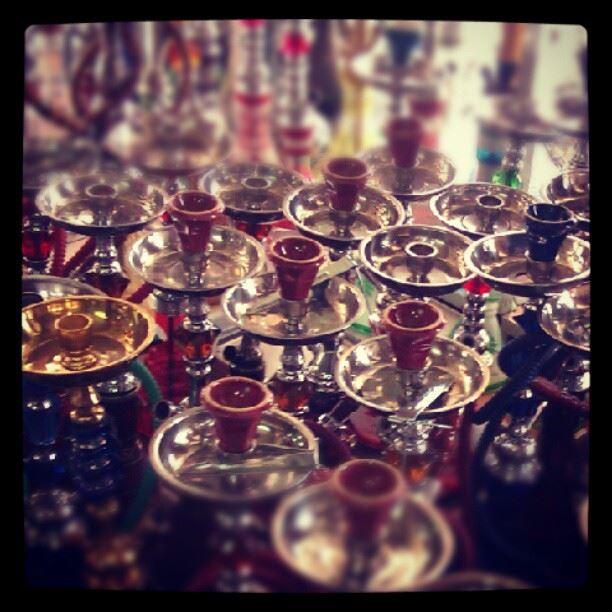 lebanon arguile smoke ...