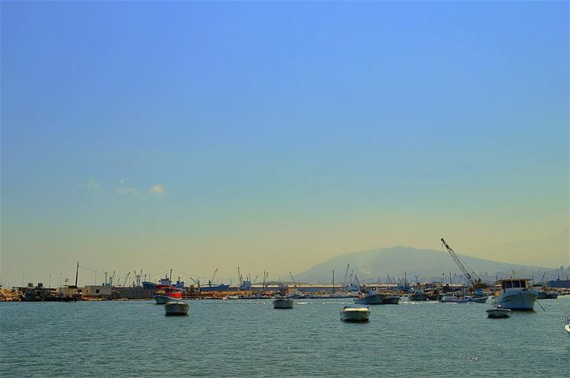 Skyline livelovebyblos livelovelebanon lebanon beirut tripoli ... (Al Mina - Tripoli)