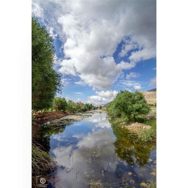 At Ammiq horizons blue tree pond sports beirut cloud bekaa ...