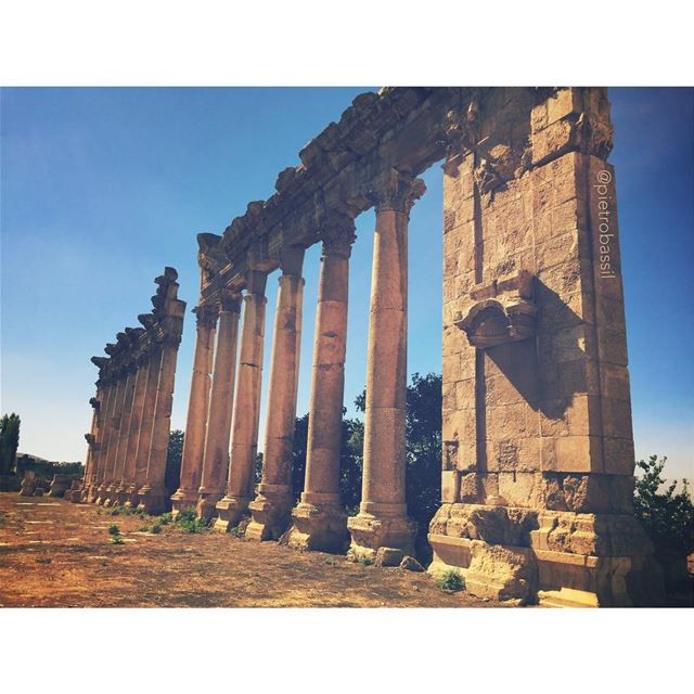 archeology architecture lebanon baalbeck baalbek 🙌3⃣🙌 (Baalbek Temple)