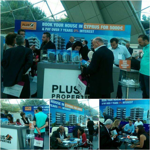 Last day of the Beirut International Property Fair & your chance to... (Hilton Beirut Habtoor Grand)