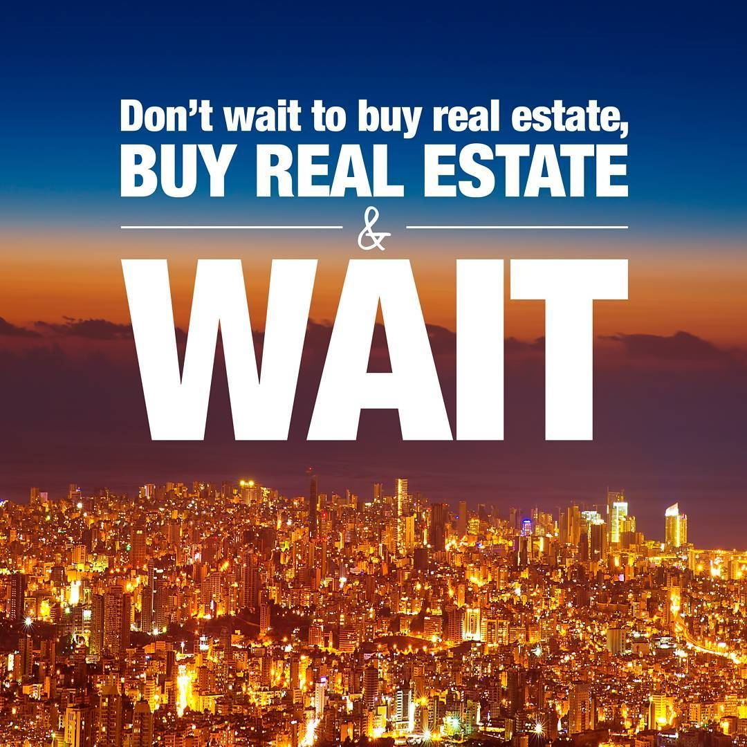 Some Real Estate inspiration on this beautiful Friday Morning! Buy ... (Beirut, Lebanon)