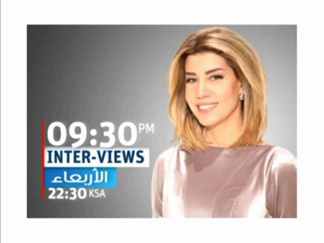 @paulayacoubian will be discussing the economical situation in the country...