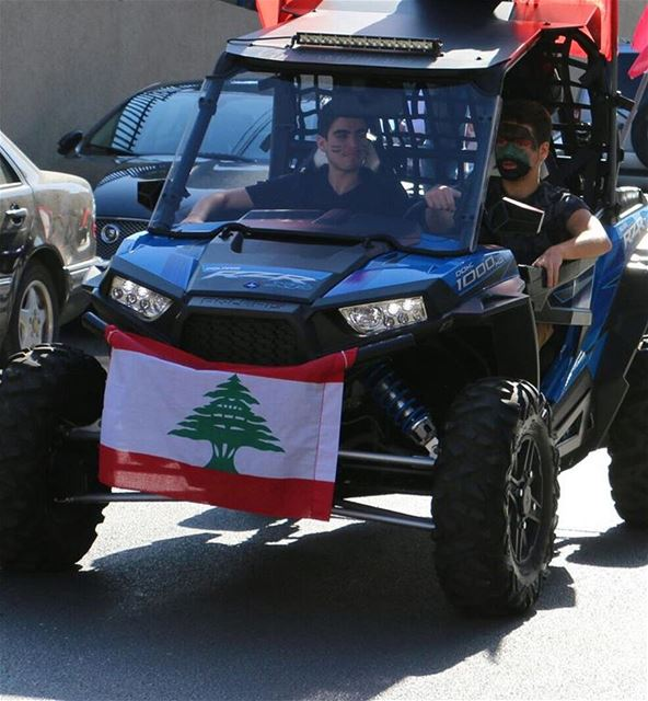 @stephanegedeon10 getting Ready for Independence Day🇱🇧 polarisriders ...