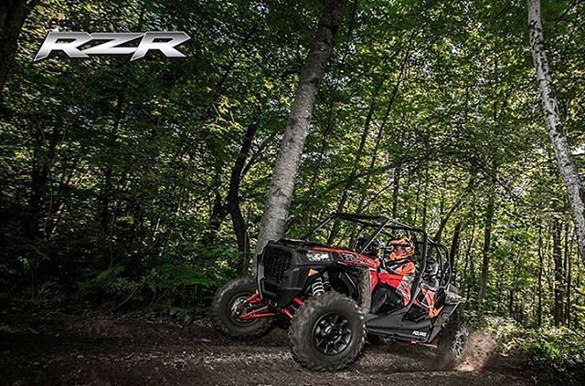 Best Power to Weight Ratio : The all new 2017 RZR XP TURBO EPS...