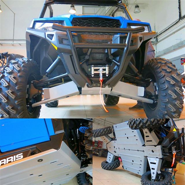 Are you thinking of installing Skid Plates to your RZR, Ranger or ATV ? ...