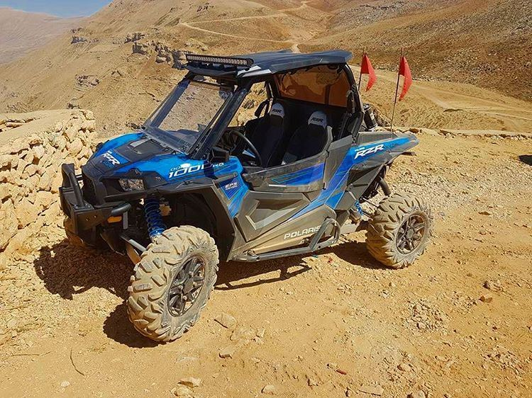 For the Love of Blue 💙 helmetson rzr1000 lebanonoffroad ...