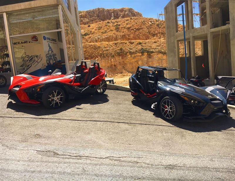 SS : SLINGSHOTS on a SATURDAY ! helmetson rzr1000 lebanonoffroad ...