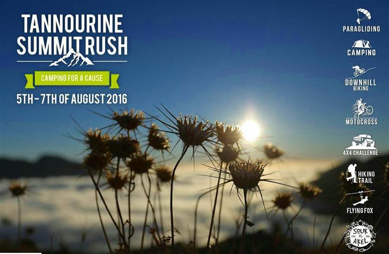 Helmets-On will be participating in Tannourine Summit Rush.... more...