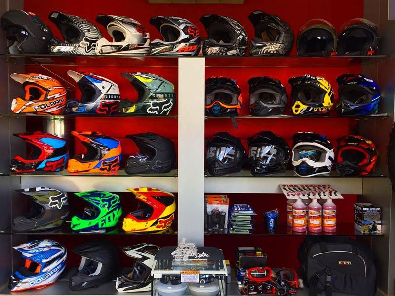 Pick & Choose your Favorite Helmet! helmets  helmet  flyracing ...