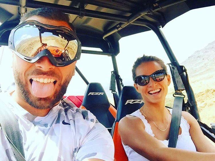 Happiness is a RZR Ride with your loved ones ! rzrride  ride  rzr ...