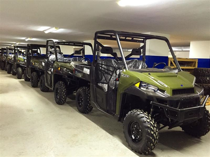 Ranger Lineup : Ready for Delivery ! polaris rzr offroad offroadneeds ...