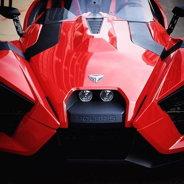 For more info on Polaris Slingshot : Sodeco Showroom :01-644 442 or 70-...